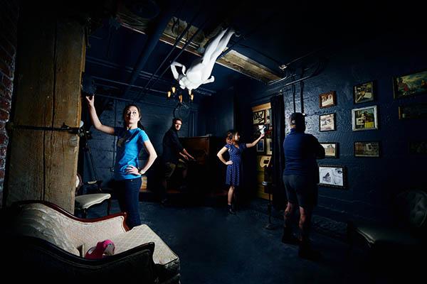 Cabaret Room Escape